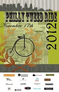 Philadelphia Tweed Ride 2012